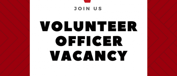 Job advertisement for a Volunteer Officer Vacancy with Lancashire Volunteer Partnership